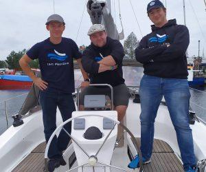 Nasza kadra z uprawnieniami jachtowego sternika morskiego!